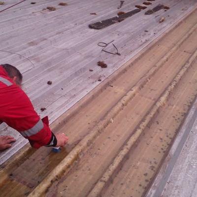 Lavado de techo