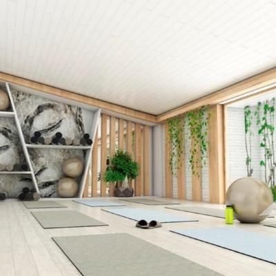 Gimnasio de Yoga
