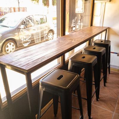 Barra Clientes - Café Di Maria