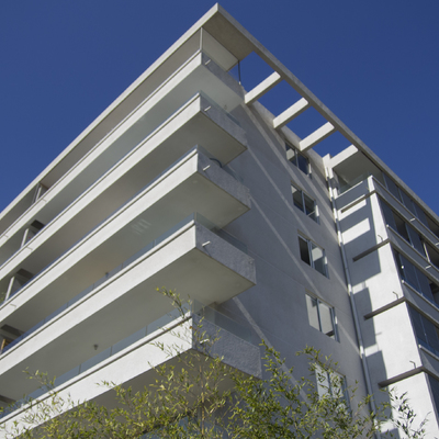 pintura exterior edificios