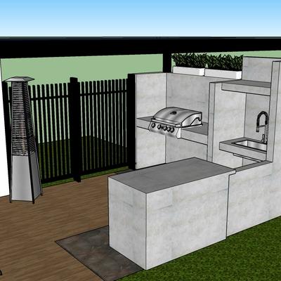 Diseño Quincho II