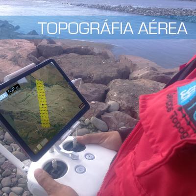 TOPOGRAFÍA AÉREA - DRON