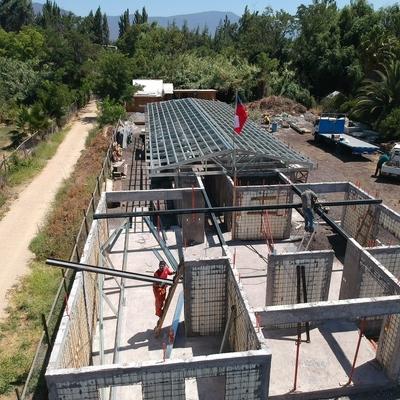 Vivienda Unifamiliar - El Monte - En construcción
