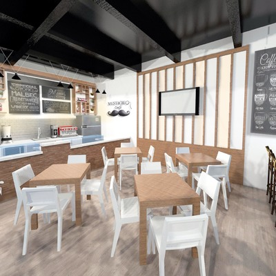 Café Mostachio