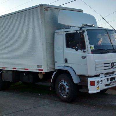 Mudanzas, carga general y retorrnos a todo Chile.