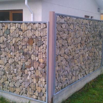 Como hacer muros de piedra perfect la tcnica de construir - Muros de piedra natural ...