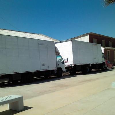 Nuestros Camiones.