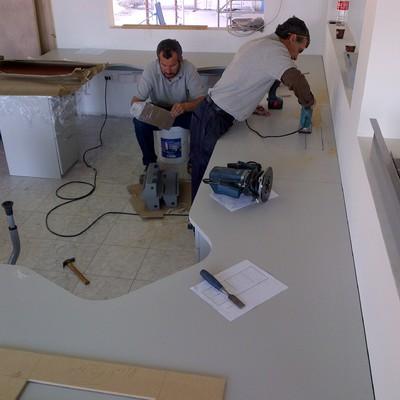 Obra remodelación Antofagasta