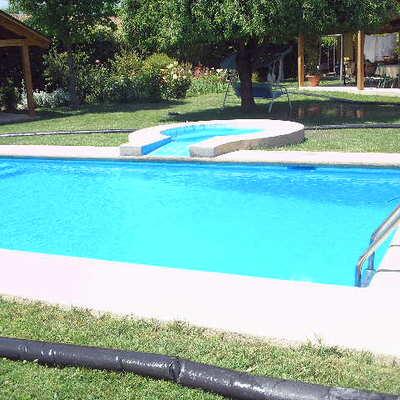 Proveer e instalar piscina fibra de vidrio la serena for Fabricacion de piscinas