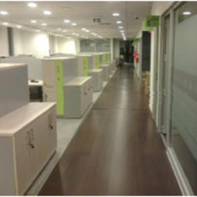 Oficinas Administrativas Mutual de Seguridad en Torre Bicentenario