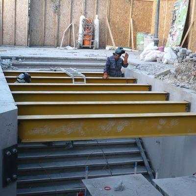 Construcción de Losa en Metro Cal y Canto
