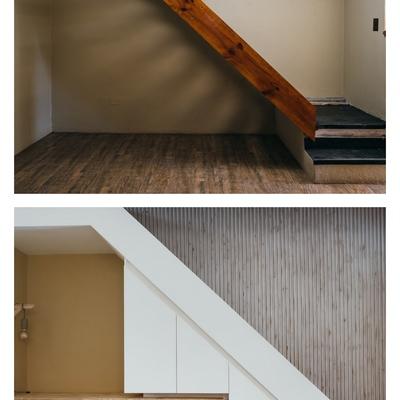 Remodelación Escalera / Despensa