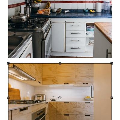 Remodelación Cocina de Ana