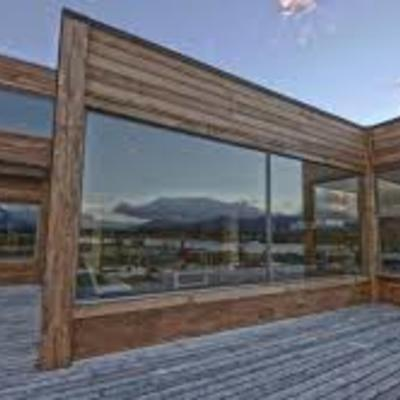 lodge  en Torres del Paine