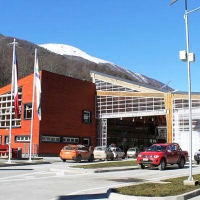 Paso Fronterizo Huahum, Chile
