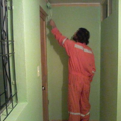 Pintado de casa en Cerro Alegre