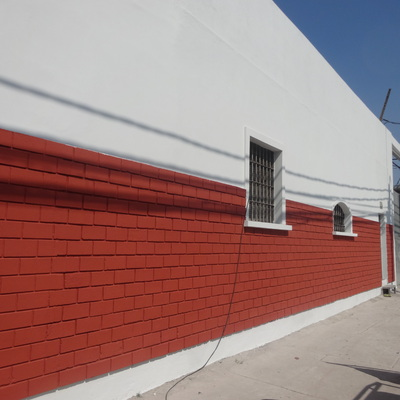 pintado de fachada inco alimentos