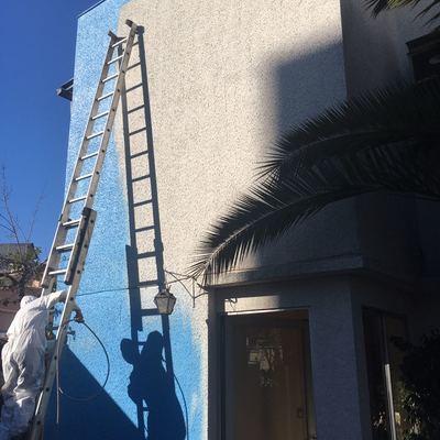 Pintura edificio 1