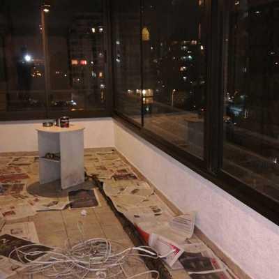 Pintura apartamento