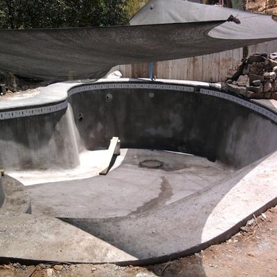 Presupuesto construir piscina otros materiales online - Materiales para hacer una piscina ...