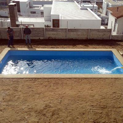Presupuesto construir piscina hormig n en talagante online for Costo para hacer una piscina