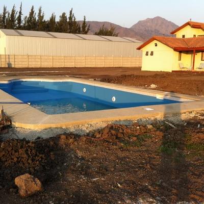 Construcci n de piscinas en todo chile los ngeles for Construccion de piscinas precios chile