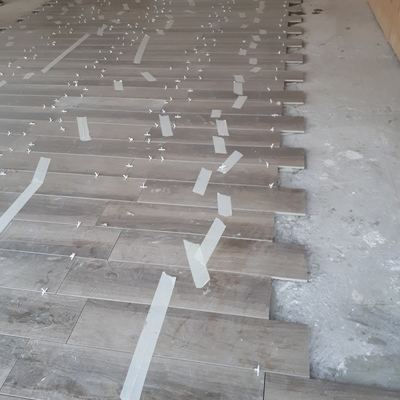 Colocación piso