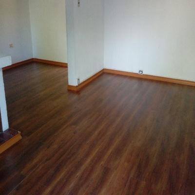 Instalación piso madera