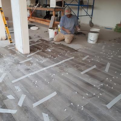 Colocación piso2