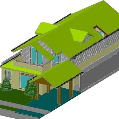Proyecto y construcción de casa