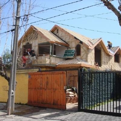 Proceso de Ampliación y Remodelación de una casa.