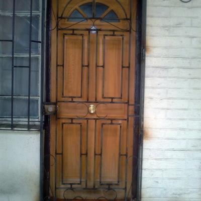 proteccion de puerta