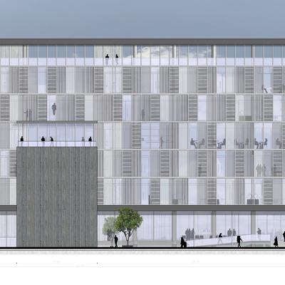 Propuesta Edificio Onemi