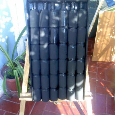 Proyecto colector solar termico