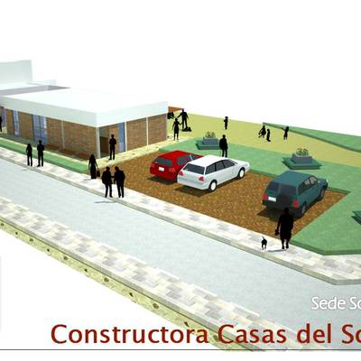 Proyecto Sede Social Renca