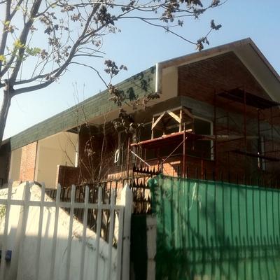 Proyecto y Construccion casa Valdivia Kohler