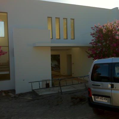 Proyecto y construccion casa Mitre.