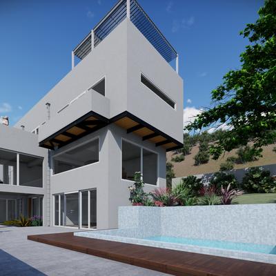 Casa Paul Harris - Las Condes