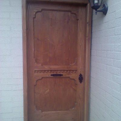 Puerta entrada TC