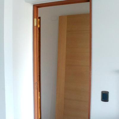 puerta solida