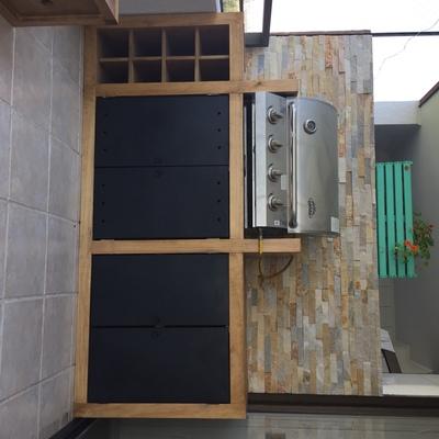 Quincho Terraza Balcón
