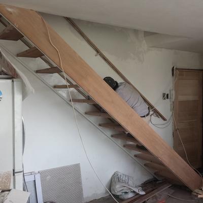 Remodelación ddepartamento duplex Carlos Antunez