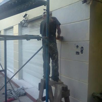Remodelacion fachada 3