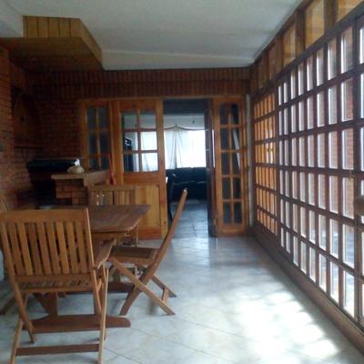 Remodelación interior Casa en El Bosque