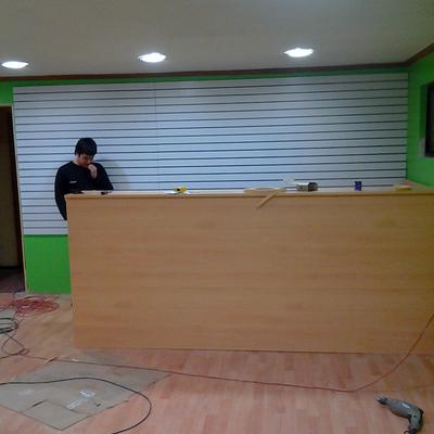 remodelacion local