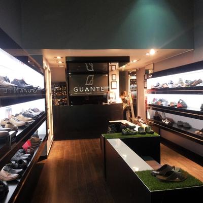 Remodelacion  tiendas Guante