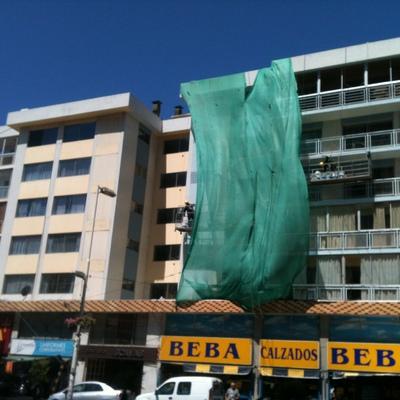 Remodelacion y Pintura Edificio ISCAVAS
