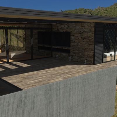 Casa Curiñanco