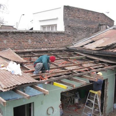 Renovación de una instalación en casa en remodelacion