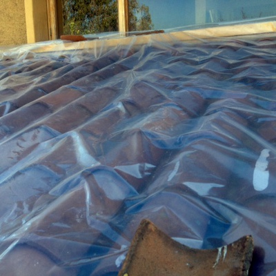 Reparacion tejas de arcilla